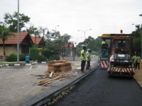 17) Proposed Pavement Rehabilitation Associated Works
