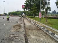 90. Proposed Pavement Rehabilitation And Associated Works